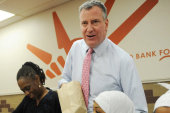 How de Blasio changed course on charters