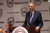 Joe to AG Holder: DC is a tough place