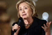 Hillary 'defiant' on Benghazi in new book