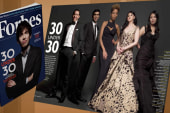 Forbes Magazine names its new 30 people...