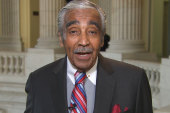 Rangel: 'I am confident president is angry...