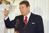 Reagan's lasting impact on the Middle East