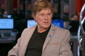 Redford makes his return to acting