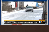 Drivers outraged at response in icy South