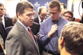 Could Rick Perry have a second act?