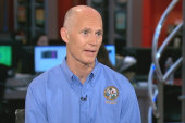Fla. Gov. Scott: People relying on Social...