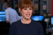 Molly Ringwald: My new book focuses on...