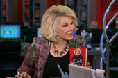 Joan Rivers on comedy, things she detests