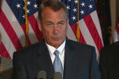 'No way to run a railroad': Obama, Boehner...