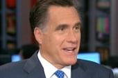 Mitt Romney: I'm not a bomb thrower