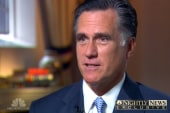 Romney remains on the defensive about tax...