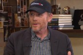 A director's dream: Working with Ron Howard