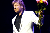 The man, the myth Barry Manilow returns to...