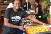 Rwandan restaurant helps fight poverty