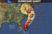 Hurricane Sandy threatens US Northeast