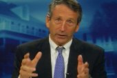 Mark Sanford: I had a 'ping-pong' match in...