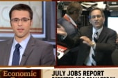 Santelli: We're seeing a forced financial...