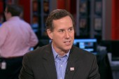 Santorum: GOP can't just say no to Obamacare