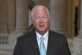 Chambliss: Obamacare a 'disaster' but...