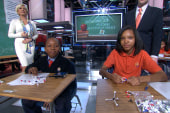 NYC charter students take over Morning Joe
