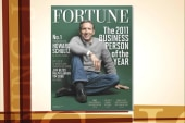Fortune names its business person of the year