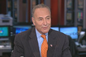 Sen. Schumer: Hopeful over Harry Reid's plan