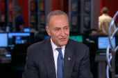 Schumer: Putin is doing right thing for...