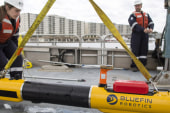 Unmanned submarine to search for MH370