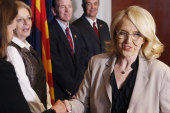 Chuck Todd: What is Jan Brewer waiting for?