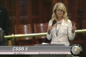 Tina Brown: Wendy Davis' 'individual...