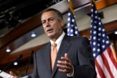 'Boehner kept his eye on the 2014 ball'
