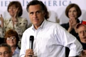 Does Romney cause concern for the...