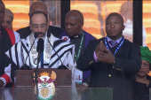 Mandela sign language interpreter a 'fake'