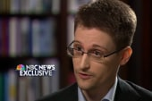 Snowden to Williams: I was trained as a spy