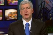 Snyder: Mich. has suffered a lot by not...