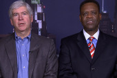 Snyder: We will get Detroit turned around
