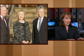 Secretary Clinton's blood clot confusion...