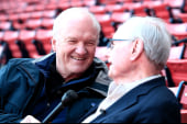 Barnicle heads to Fenway's Opening Day