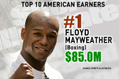 Mayweather tops money list