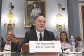 Farmers, ranchers, Corzine to testify...