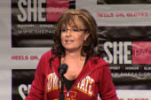 Palin says Ernst right 'Mama Grizzly' for job