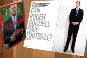 Time interviews NFL commissioner Goodell...