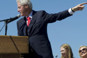 President Clinton and the five ideas...