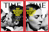 Gay marriage is here to stay regardless of...