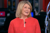 Martha Stewart's guide to aging