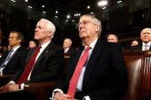 Boehner, McConnell and the GOP rift over debt