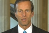 Sen. Thune: Important not to oversell this...