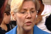 Why Elizabeth Warren is keeping a low...