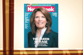 Brown on Bachmann cover: Pic captured...