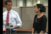 Can Huma Abedin save Anthony Weiner's career?